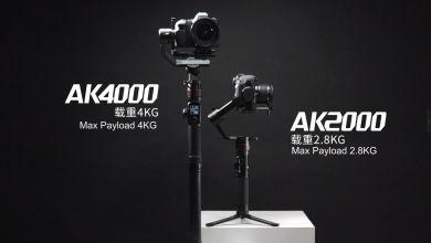 Photo of Feiyu AK4000/AK2000