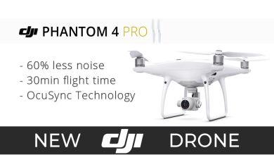 Photo of DJI Phantom 4 Pro 2.0