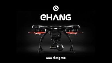 Photo of Ehang – GHOSTDRONE 2.0