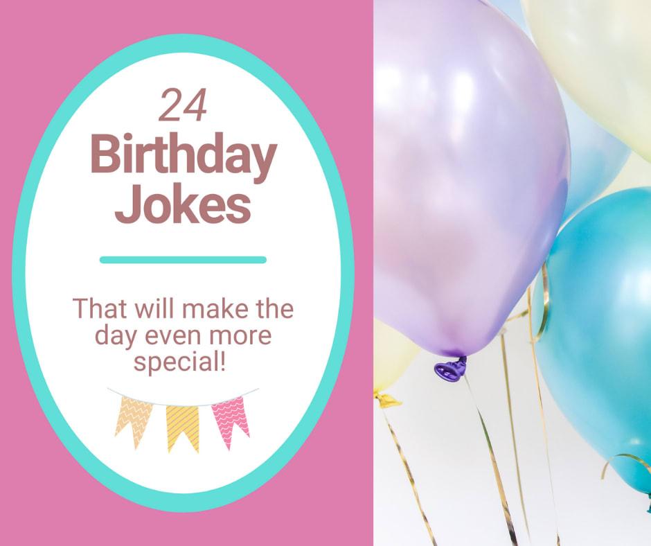 24 Birthday Jokes for Kids