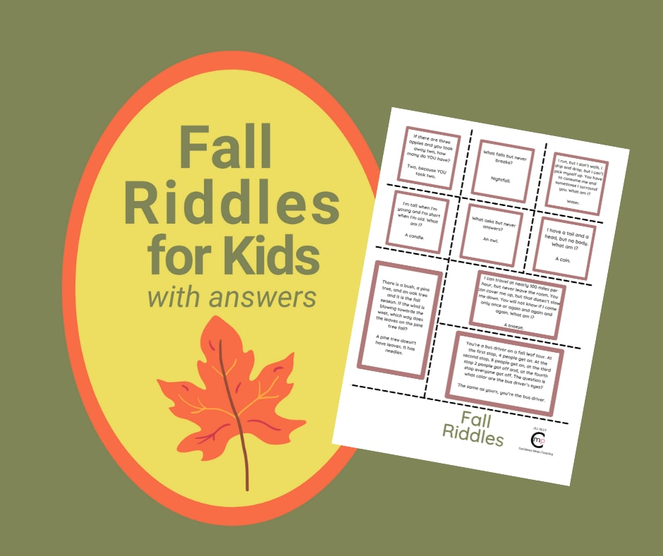 9 Fall Riddles with Answers