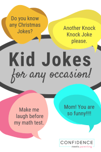 Kid Jokes for any Occasion Cover