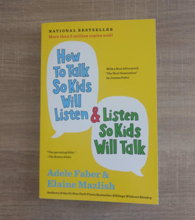 How to talk so kids will listen review