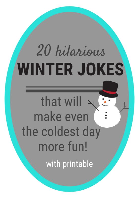 winter jokes for kids
