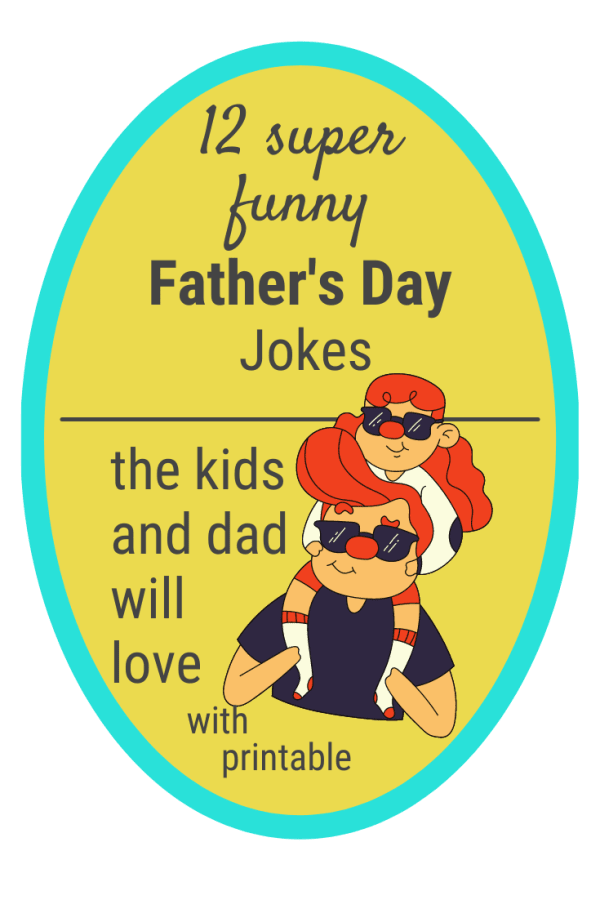 12 Funny Father's Day Jokes