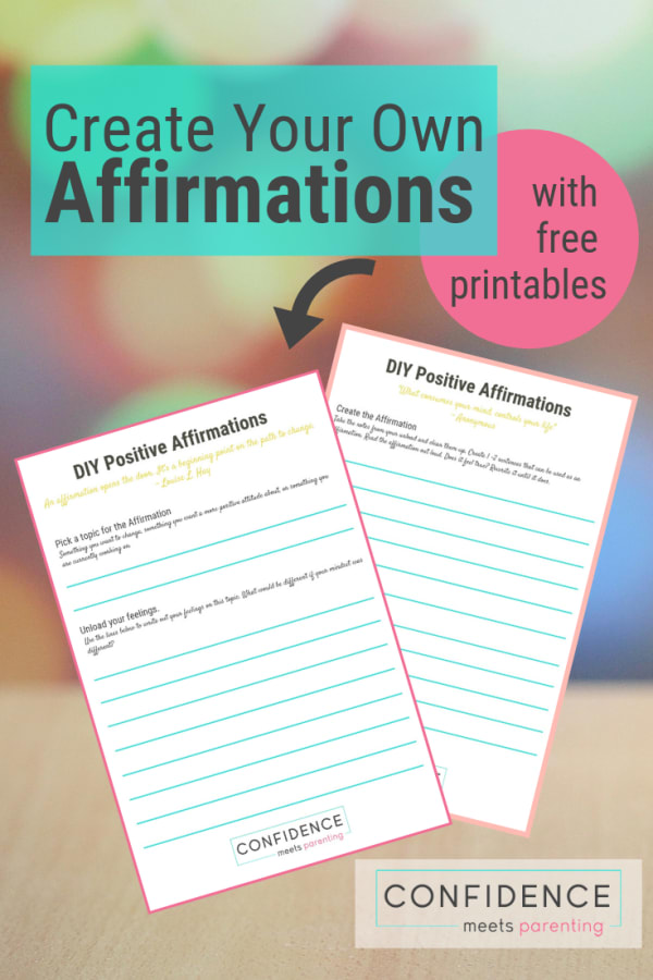 How To Create Positive Affirmations