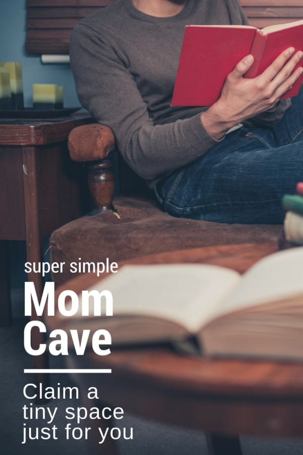 How to Make a Mom Cave | Claim a Little Space for Yourself