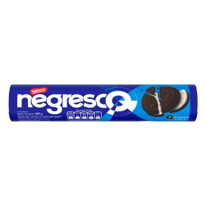 Biscoito Negresco Nestlé Recheado