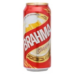 Cerveja Brahma 473ml