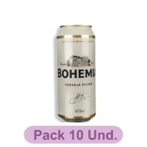 Cerv Bohemia 473ml Lt C12