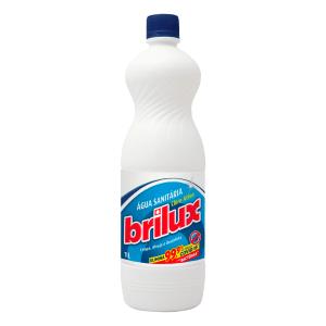 Água Sanitária Brilux Frasco 1l