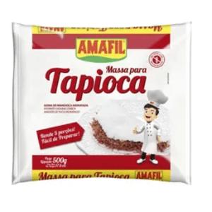 Goma Tapioca Pronta Amafil 500g