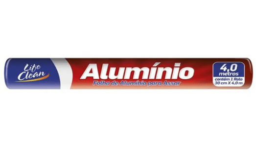 Papel Aluminio Life Clean 30x4