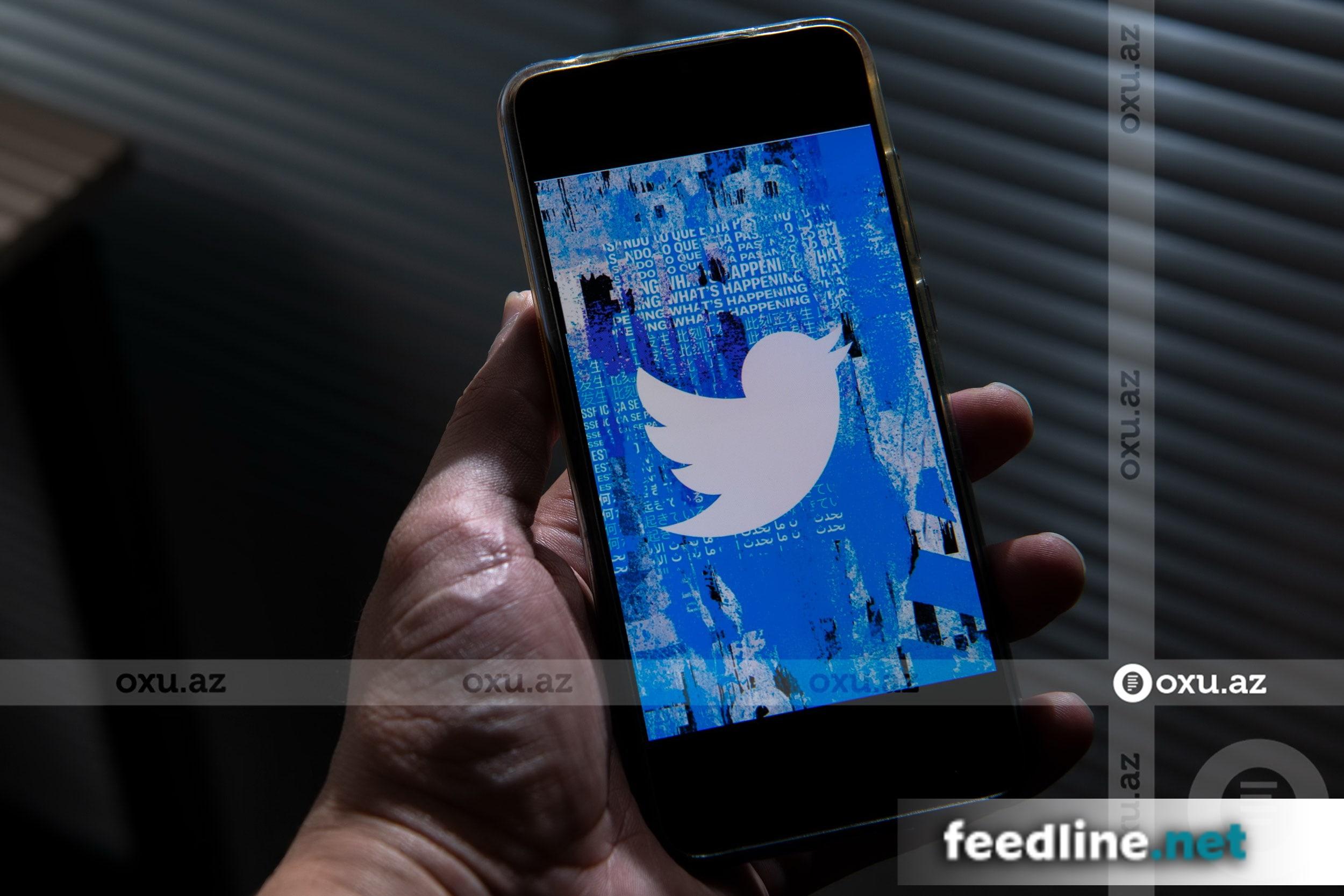 """""""Twitter"""" yeni funksiyanın sınağına başladı"""