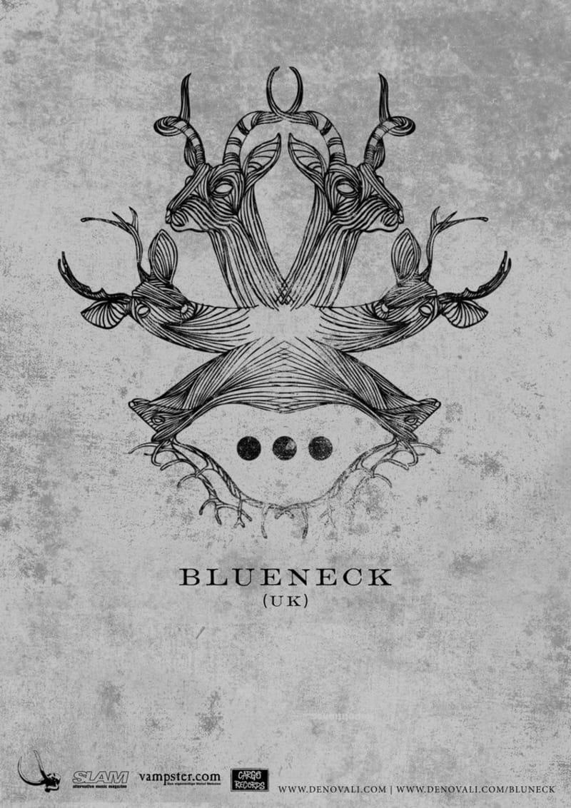 Blueneck + The Pattern Theory