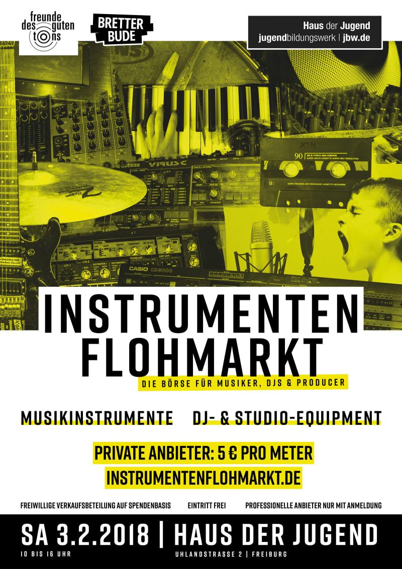 Instrumentenflohmarkt 2018