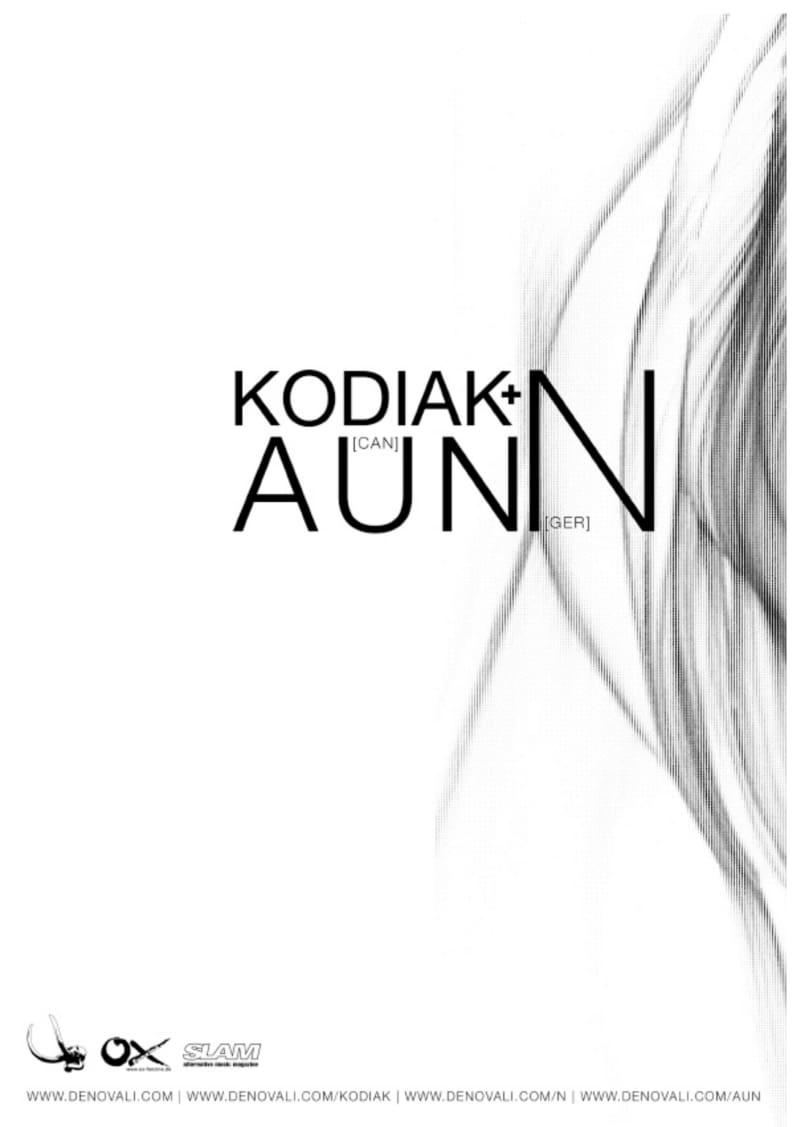 Kodiak + N + Aun