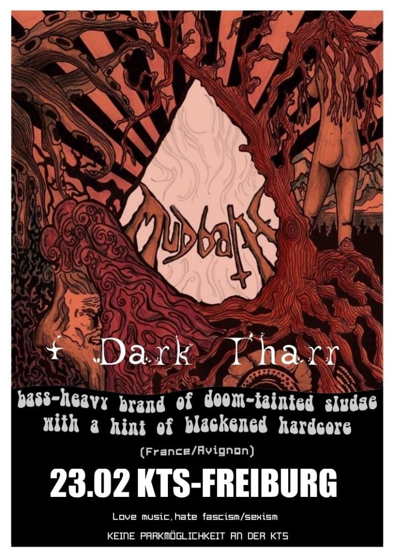 Der Verein Empfiehlt Mudbath + Dark Tharr