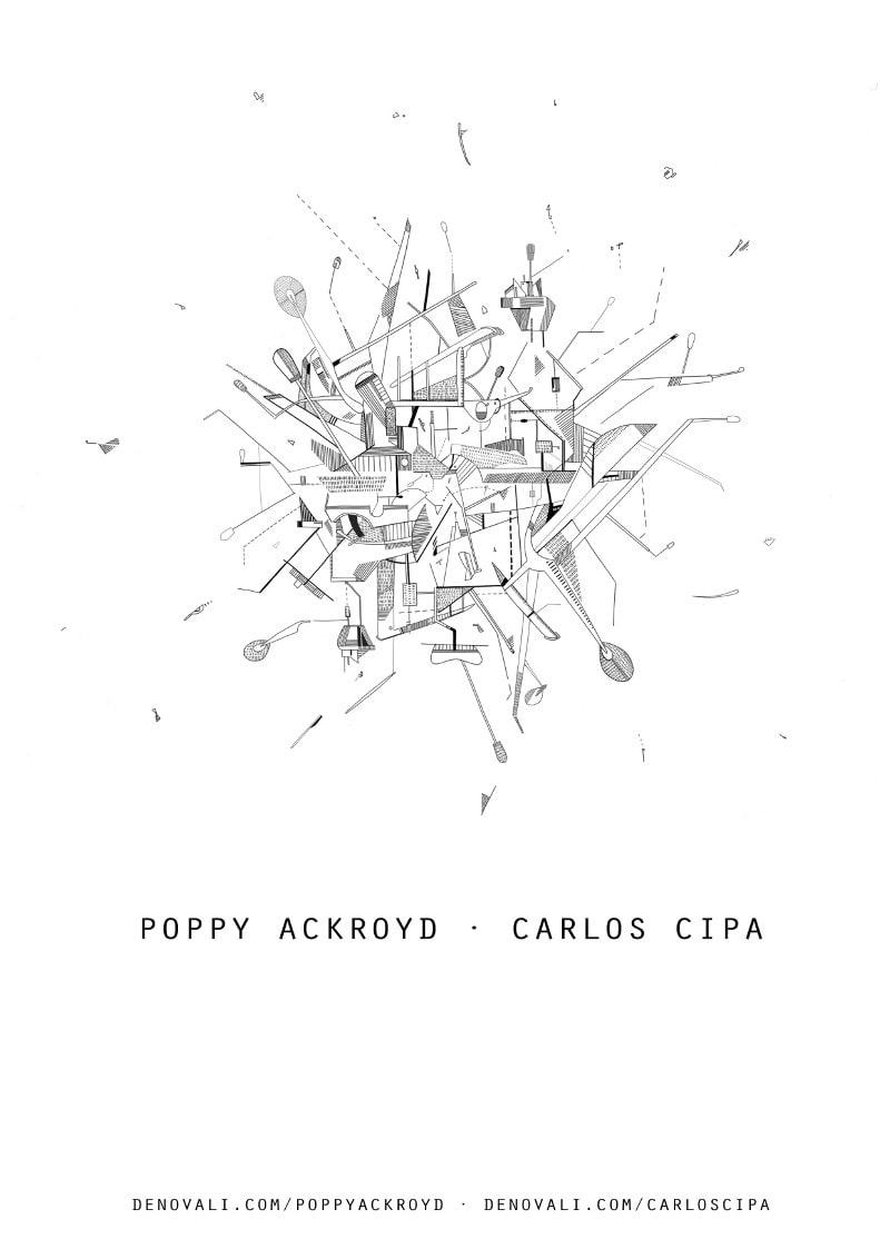 Poppy Ackroyd + Carlos Cipa