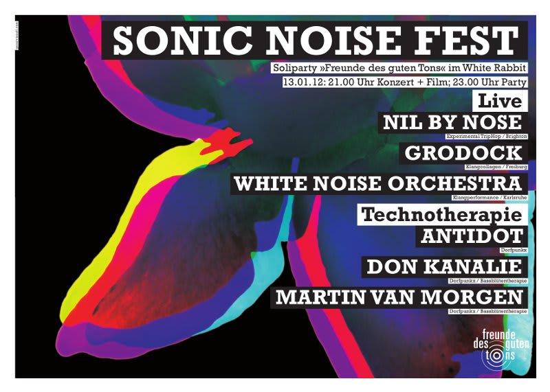 Sonic Noise Fest