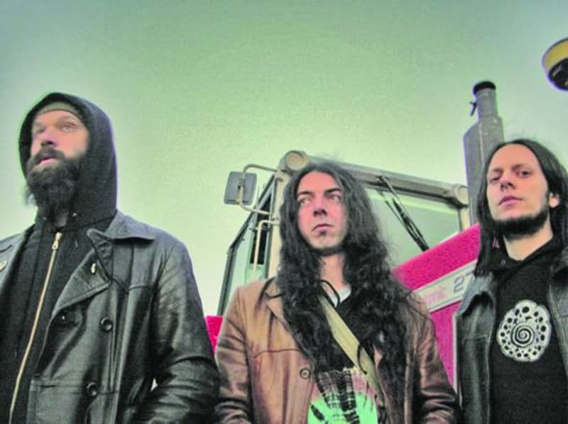 Ufomammut + Incoming Cerebral Overdrive