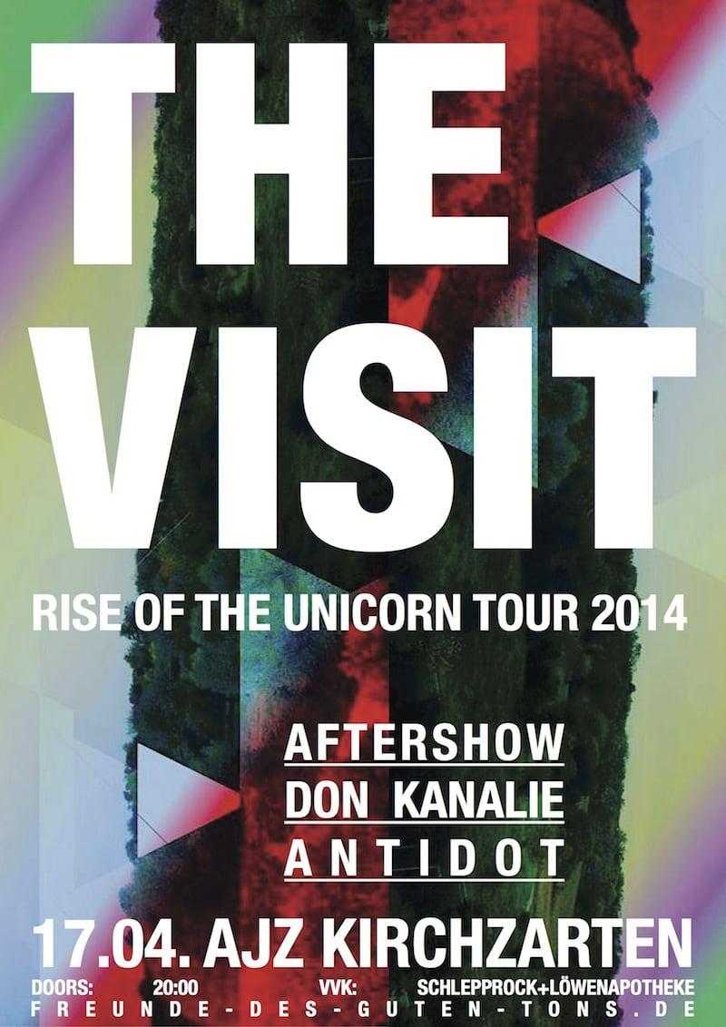The Visit + Don Kanalie + Antidot