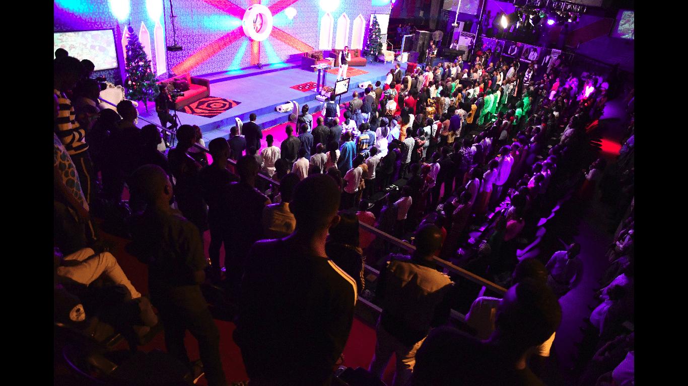 Church in lagos Nigeria