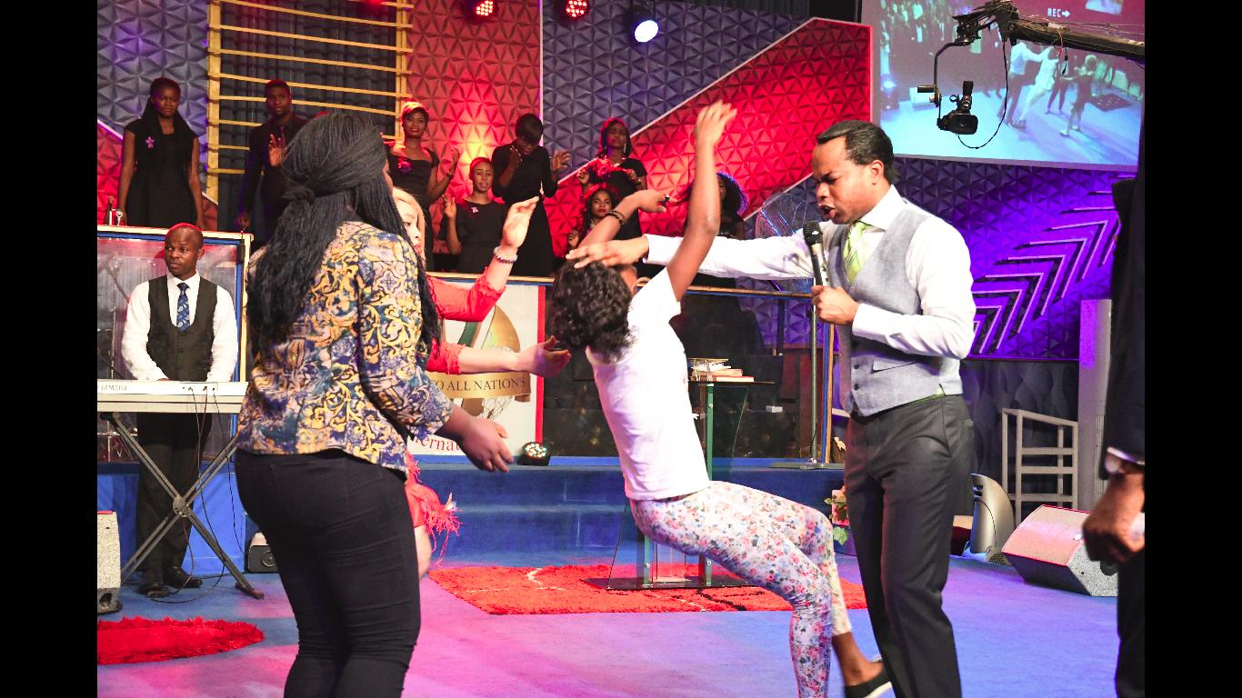 Gospel pillars international Church