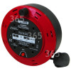 Wellco 10m 4-Socket Extension Cable Reel - UK Plug