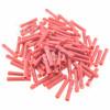 Einschubverbinder Rot Isoliert (100 Stück)