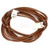 Câblage De Fermeture DEA601 Indesit