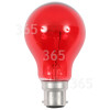 Ampoule Feu Rougeoyant 60W B22D (BC)GLS Wellco