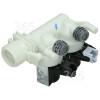 Waschmaschinen-Kaltwasser-Einlaufventil - 2-wege
