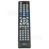 Mando A Distancia TV Compatible Con RC1912, RC4822, RC4845 Sharp