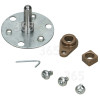 Kit D'axe Du Tambour IDCE 8450 B H (UK) Indesit