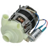 Hoover Recirculation Wash Pump Motor : Welling YXW50-2F-2(L) 95W