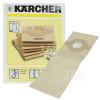 Karcher Staubsauger-Papierfilterbeutel (3er Packung)
