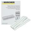 Chiffons De Nettoyage En Microfibres Pour Nettoyeur De Vitres (Lot De 2) Karcher
