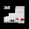 Alarme De Sécurité Sans Fil Pour La Maison Avec Contrôle Intelligent HS331S Honeywell