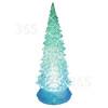 The Christmas Workshop Árbol De Navidad Con Luz LED Con Cambio De Color Y Efecto Agua/brillo