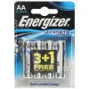 Energizer Ultimate Lithium AA Batterie - 3er Pack & 1 Gratis