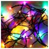 The Christmas Workshop 50 LED Multi-Colour Timer Lights - Battery Powered