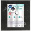 Wpro Universal 60 X 60cm Anti-Vibrationsmatte