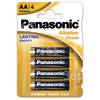 Panasonic AA Alkaline Power Batterien