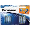 Panasonic AAA Evolta Alkaline Batterien