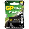 GP 9V PP3 CR-V9 Lithiumbatterie