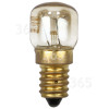 Ampoule E14 (Ses) 15W Pour Four 300ºC / Réfrigérateur Indesit
