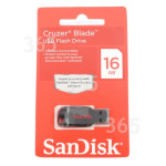 Genuine Sandisk Cruzer Blade 16GB USB Flash Drive