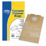 Recambio aprobado por 365 Recambios Bolsa OSLO Para Aspiradora HR6938 (Pack De 5) - BAG65