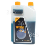 Genuine Universal Powered By McCulloch OLO002 2 Stroke LS Oil